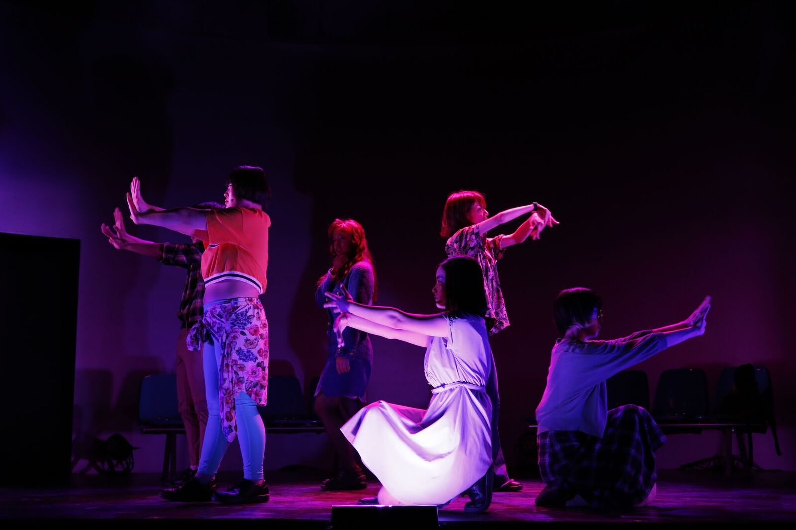 劇団4ドル50セント 週末定期公演 Vol.1舞台写真11