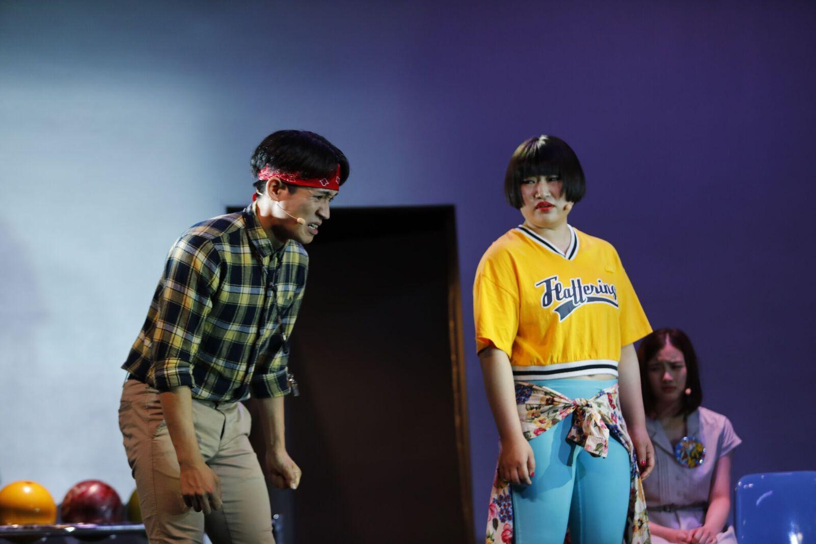 劇団4ドル50セント 週末定期公演 Vol.1舞台写真2
