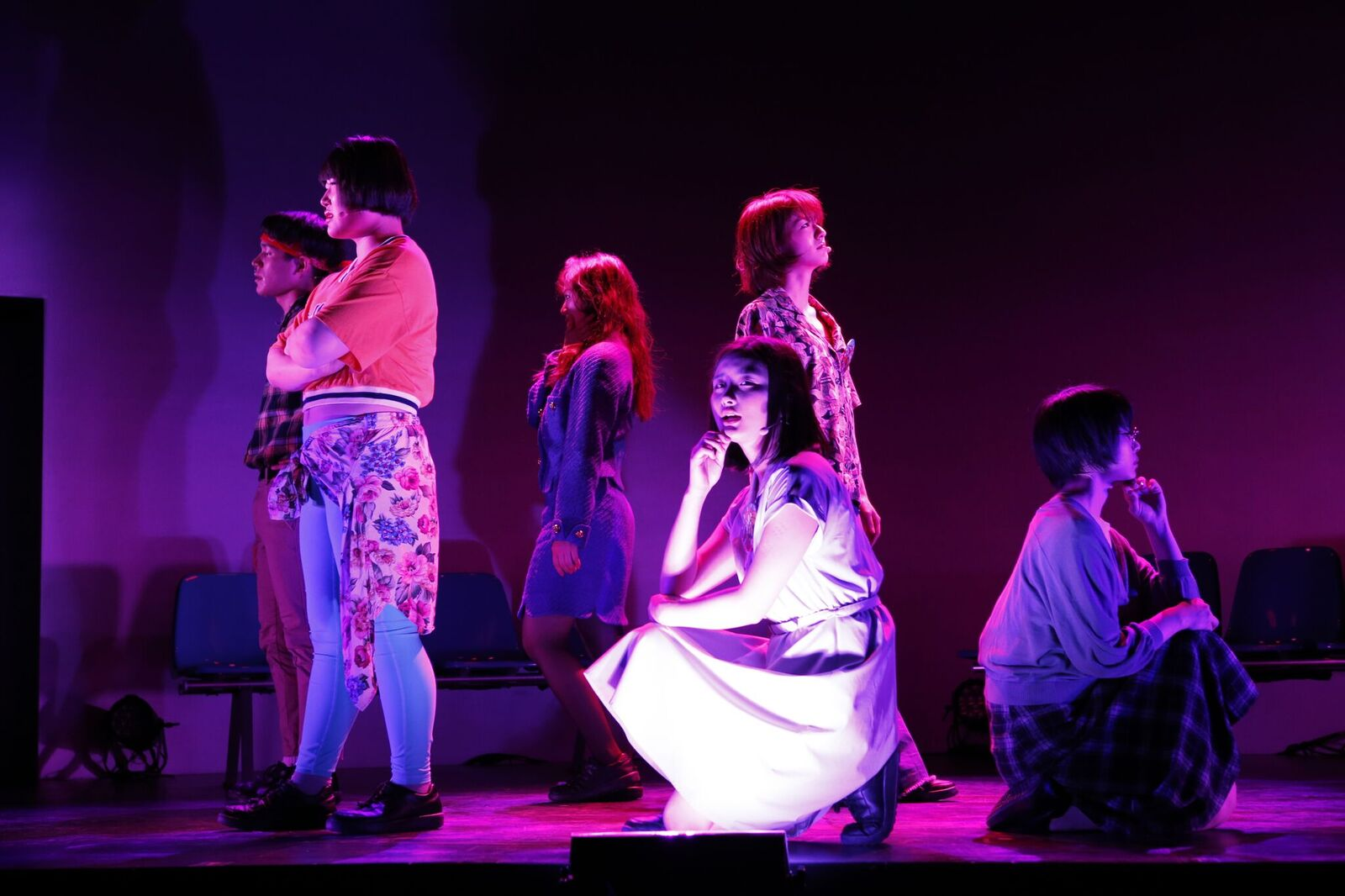 劇団4ドル50セント 週末定期公演 Vol.1舞台写真10