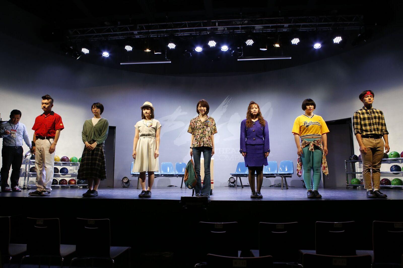 劇団4ドル50セント 週末定期公演 Vol.1舞台写真5