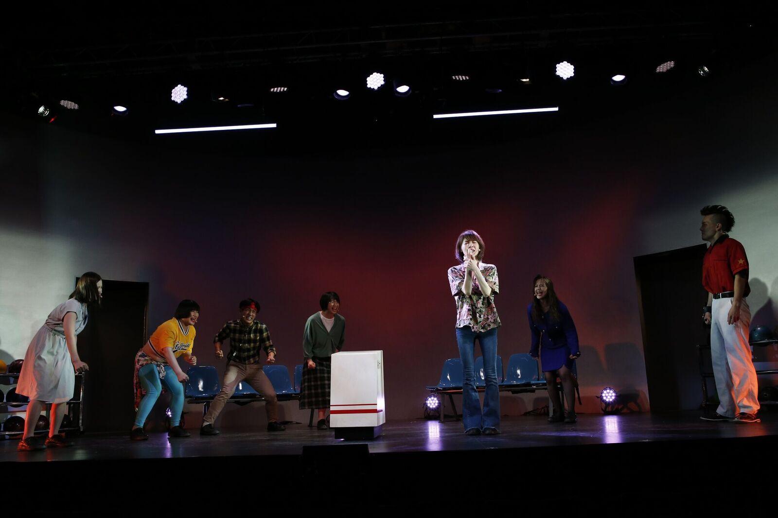 劇団4ドル50セント 週末定期公演 Vol.1舞台写真16