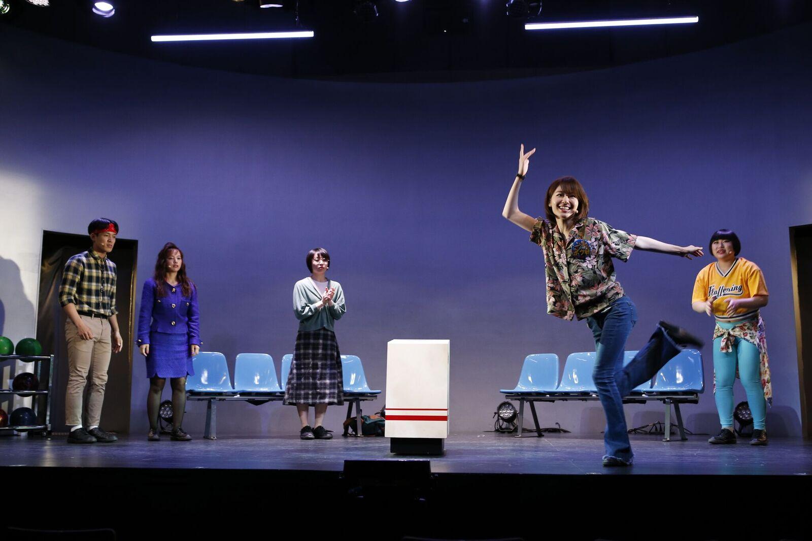 劇団4ドル50セント 週末定期公演 Vol.1舞台写真6