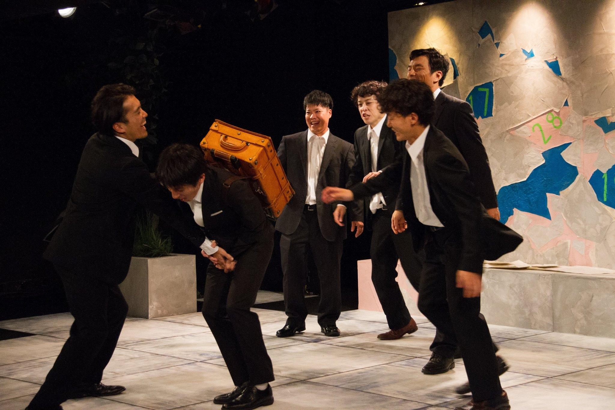 『くれなずめ』舞台写真2
