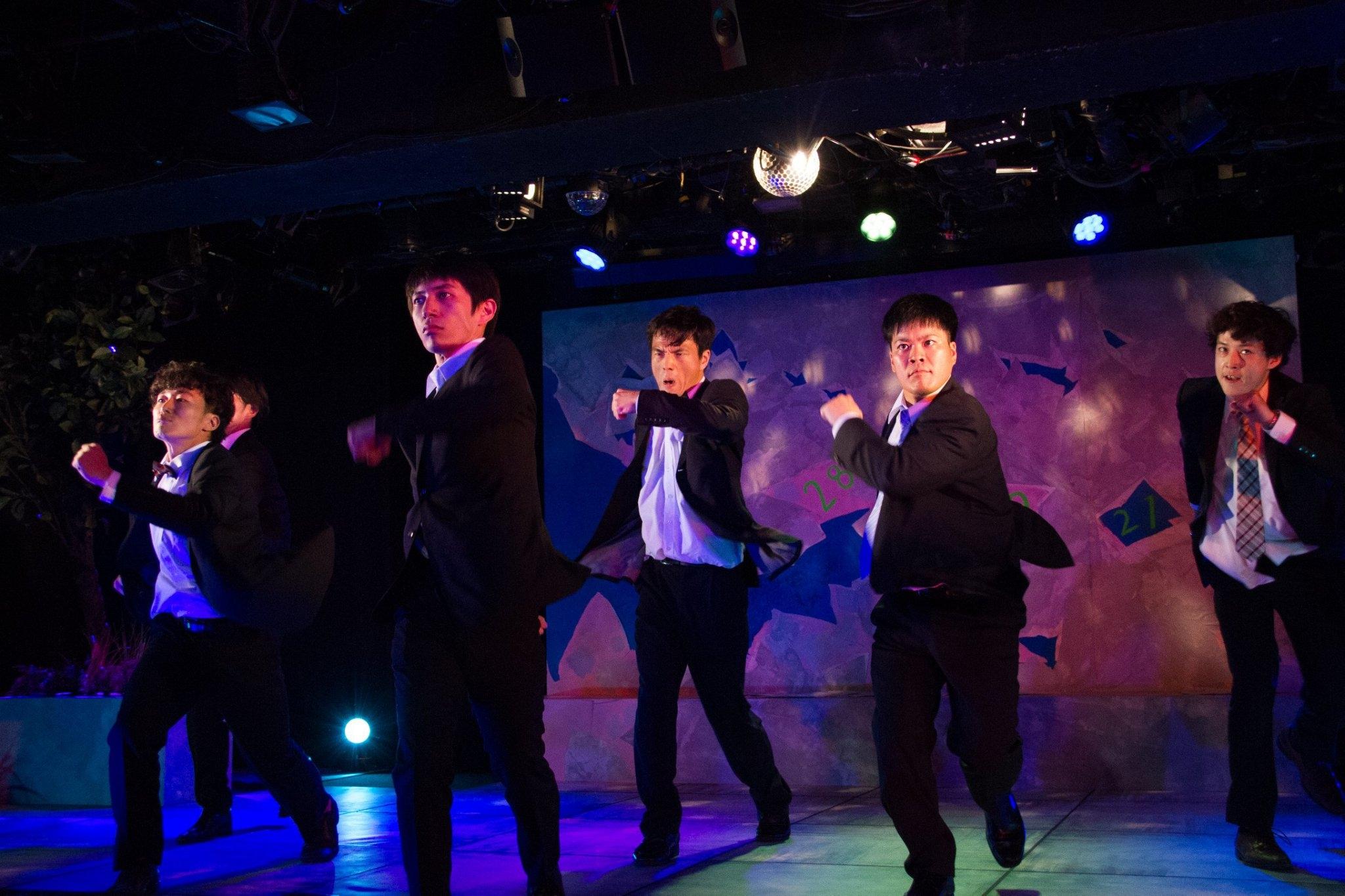 『くれなずめ』舞台写真1