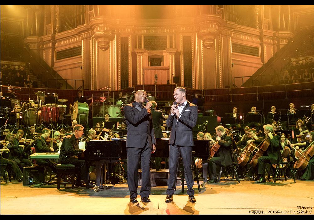 2016年ロンドン公演 舞台写真2
