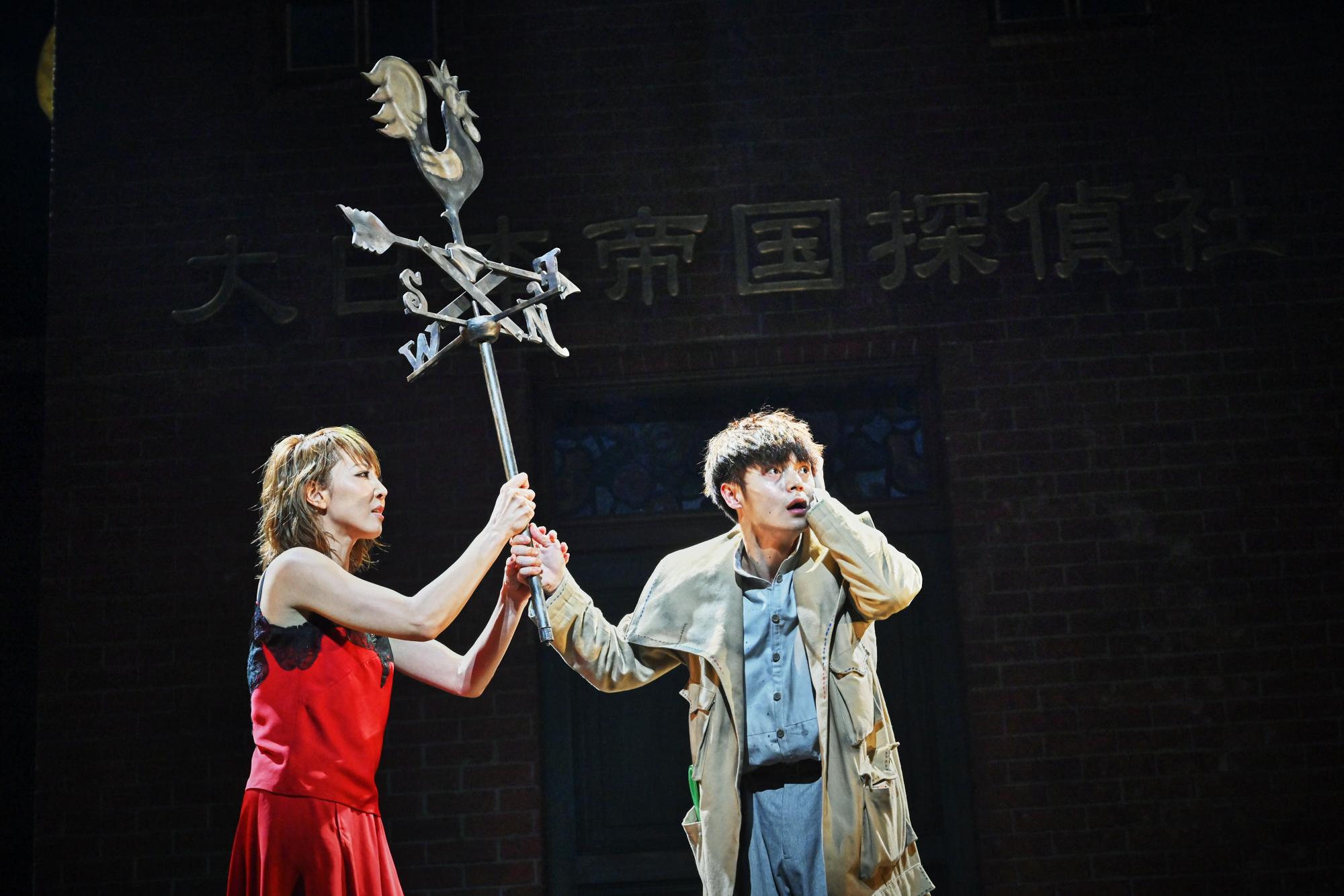 唐版 風の又三郎舞台写真2